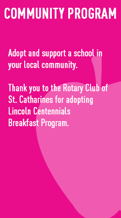 community program - adopt and support a school in your local community