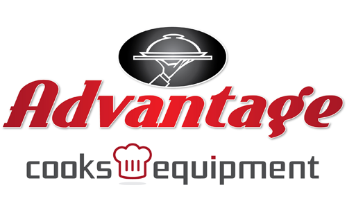 <p>advantage cooks equipment logo</p>