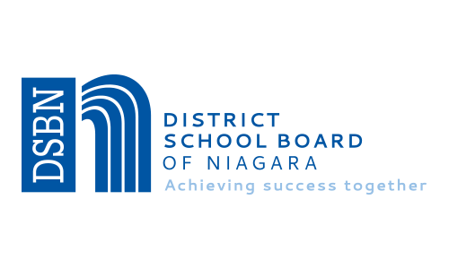 <p>District School Board of Niagara logo</p>