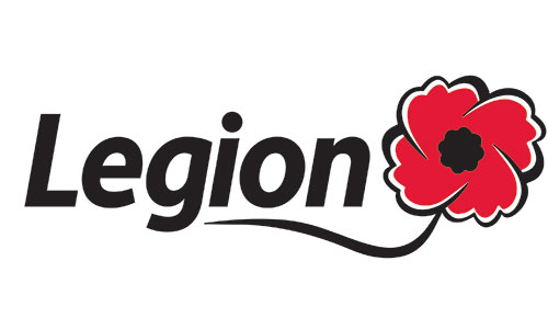 <p>royal canadian legion logo</p>