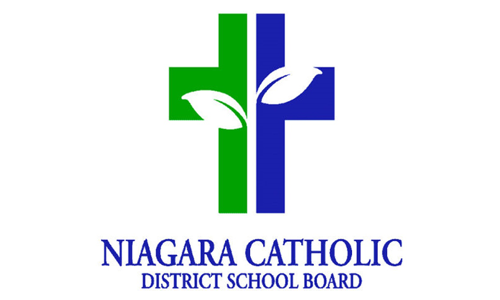 <p>niagara catholic district school board logo</p>