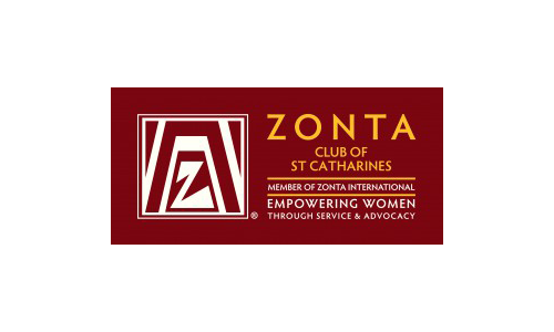 <p>zonta club of st. catharines</p>